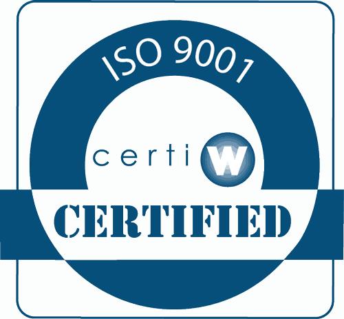 Certficiazione ISO 9001