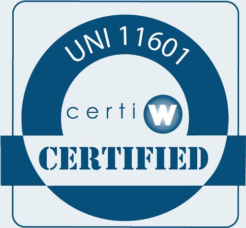 Certificazione 11601