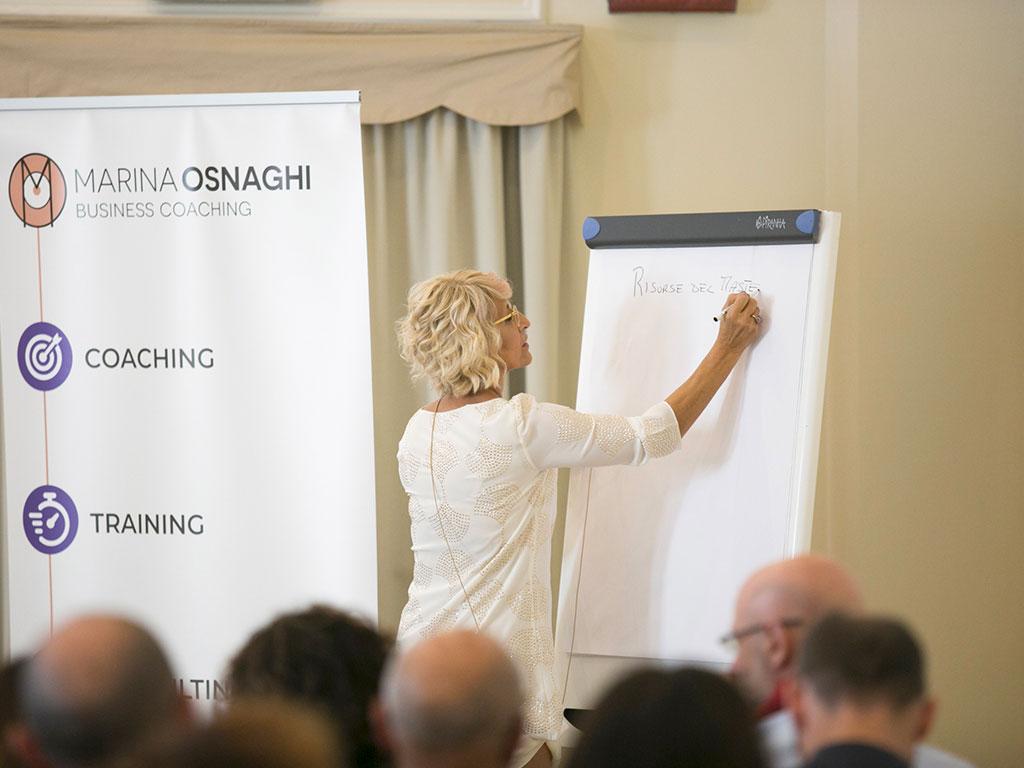 Diventare Coach - Marina Osnaghi
